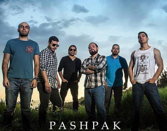 """""""Pashpak"""", banda salvadoreña."""