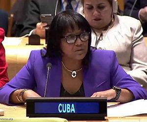 Cuba rechaza ante la ONU todos los ensayos con armas nucleares