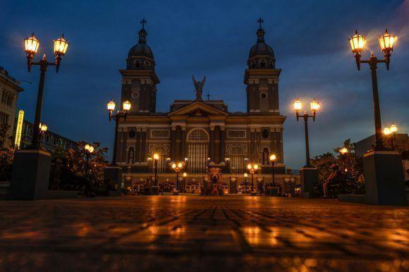 Catedral de Santiago de Cuba, 2017. Foto: L Eduardo Domínguez/ Cubadesnuda/ Cubadebate.