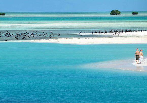 Cayo Largo. Foto: Oficina de Turismo de Cuba.