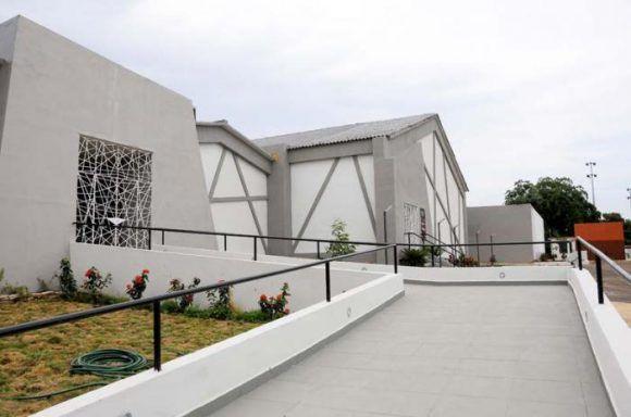 El recién inaugurado Centro Cultural La Plaza. Foto: Juvenal Balán/ Granma.