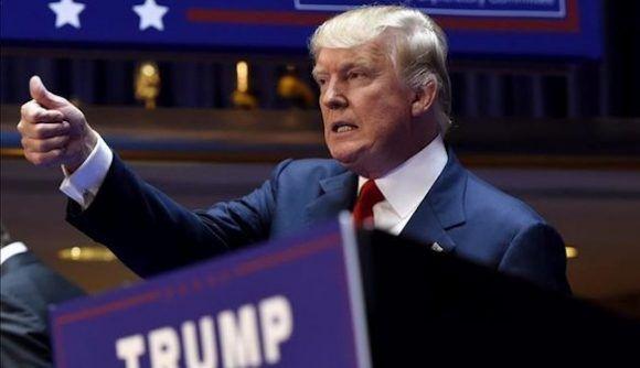 Donald Trump. Foto tomada de El Imparcial.