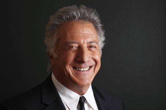 Dustin Hoffman. Foto tomada de Cine Universitario.