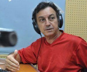 Fabio Bosch, conductor de RCM. Foto tomada del Portal de la Radio Cubana.