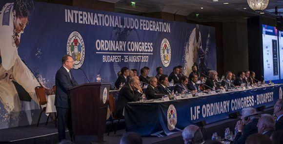 Congreso Federación de Judo