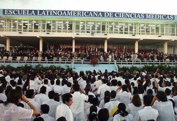 Cooperación Sur-Norte de Cuba para ayudar a EE.UU.: ¿dónde lo han leído?