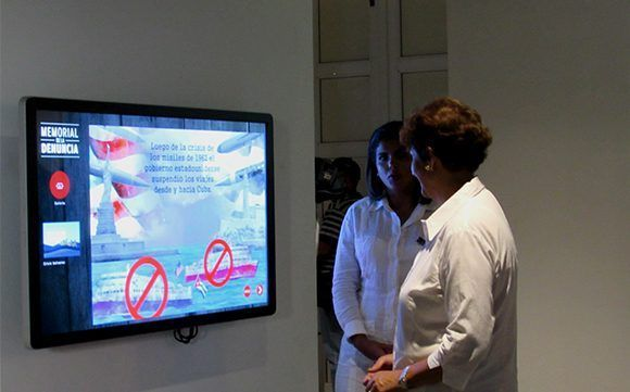 El componente tecnológico será un elemento primordial en la instalación. Foto: Cinthya García Casañas/ Cubadebate.