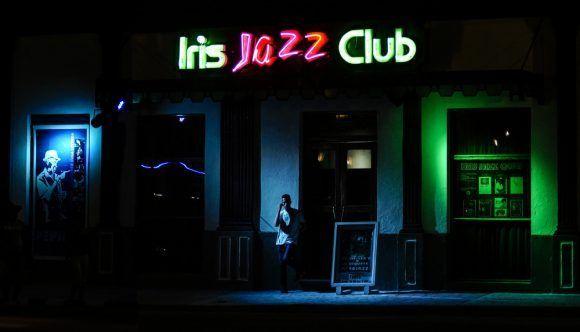 Iris Jazz Club. Plaza de Marte. Santiago de Cuba, 2017. Foto: L Eduardo Domínguez/ Cubadesnuda/ Cubadebate.