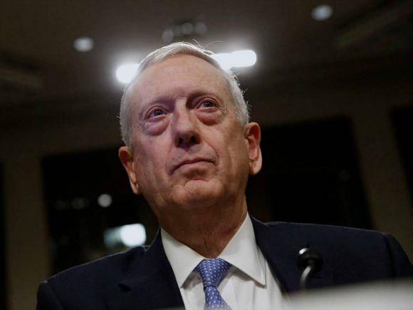 James Mattis. Foto: Reuters.