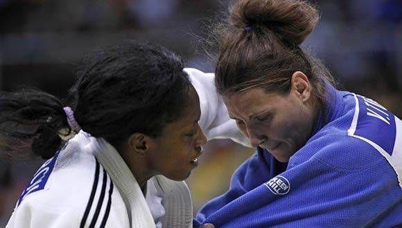 Kaliema Antomarchi logra primera medalla para Cuba en Mundial de Judo