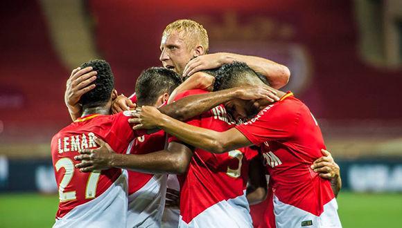 Mónaco derrota al Toulouse en inicio de liga francesa. Foto: @AS_Monaco.