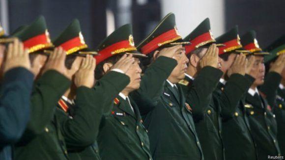 Los servicios relacionados con la defensa nacional serán monopolizados. Foto tomada de BBC.