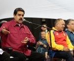 Maduro en la juramentación de los miembros de la Asamblea Constituyente. Foto: Prensa Presidencial.