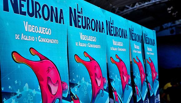 Entre las novedosas propuestas se halla La Neurona 2, versión para ampliar los conocimientos y agilidad mental. Buen humor, imagen renovada y cerebro a prueba hace que el usuario puede crear sus propios perfiles y consultar información extra para una respuesta correcta.