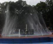 """Fuente del Centro de Recreación """"Rio Cristal"""". Foto: ACN/ Oriol de la Cruz Atencio Hernández"""