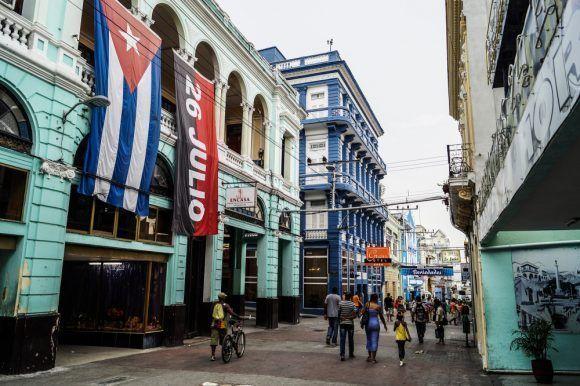 Santiago, siempre en 26. Santiago de Cuba, 2017. Foto: L Eduardo Domínguez/ Cubadesnuda/ Cubadebate.