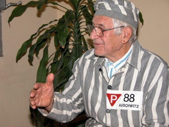 Sigmund Sobolewski, en la redacción de La Demajagua. Foto: Luis Carlos Palacios Leyva/ La Demajagua.