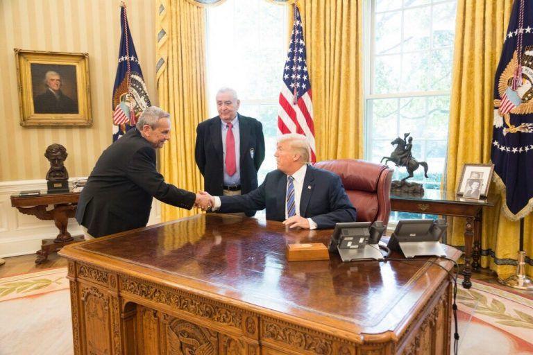 En la sede de la CIA, Marco Rubio y los mercenarios.