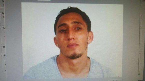 El hombre fue identificado como Driss Oukabir y reside en España. Foto tomada de TeleSur.