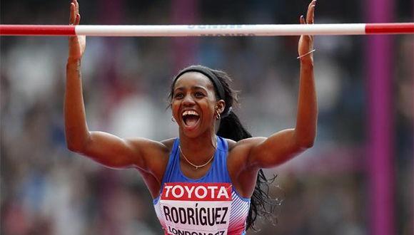 Yorgelis Rodríguez. Foto: Reuters.