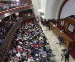 La Asamblea Nacional Constituyente (ANC) aprobó este viernes un decreto para asumir ciertas competencias del Parlamento. Foto: AVN.