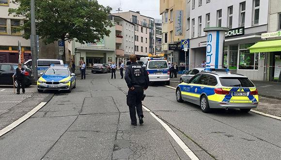 El ataque en Alemania deja al menos un muerto y un herido. Foto: TN.