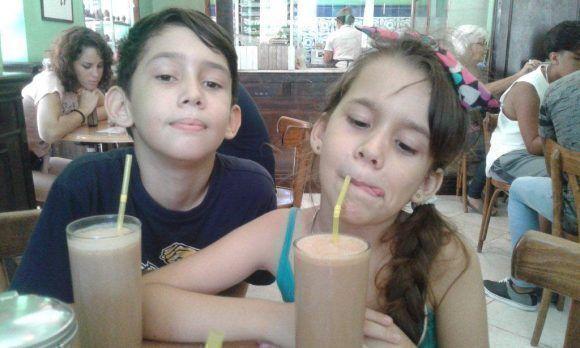 En la Casa del Chocolate, Habana Vieja. Foto: Roxanne Castellanos Cabrera / Cubadebate