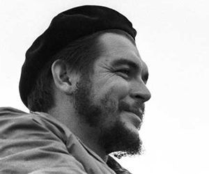 Ernesto Che Guevara. Foto: Archivo.