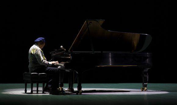 Concierto de Chucho Valdes, Gran Teatro de La Habana Alicia Alonso. Foto: Ismael Francisco/ Cubadebate.