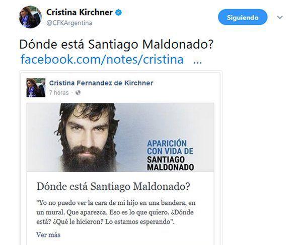 cristina-fernandez-santiago-maldonado
