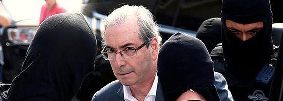 Eduardo Cunha. Foto: Brasil 247.