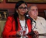 Delcy Rodríguez presidirá Comisión de la Verdad en Asamblea Constituyente.