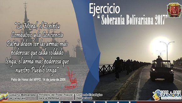 ejercicio-soberania-bolivariana-2017