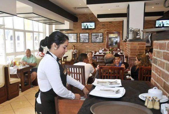 Restaurante El Vicky. Foto: Granma.