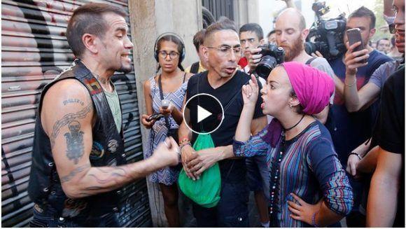enfrentan-a-islamofobos-en-espana