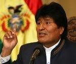 Evo Morales. Foto: Enlaces Bolivia.