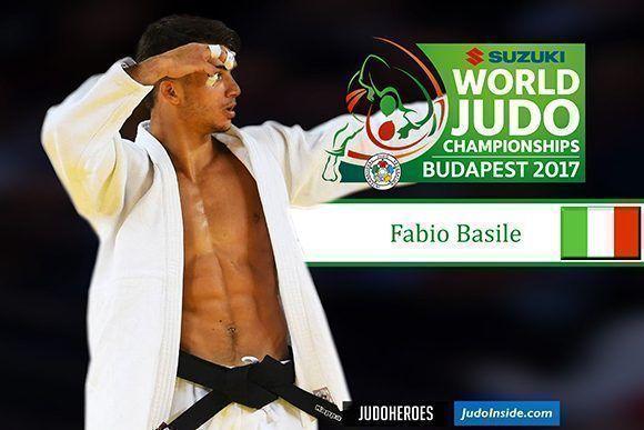 Fabio Basile. Foto tomada del sitio oficial del evento.