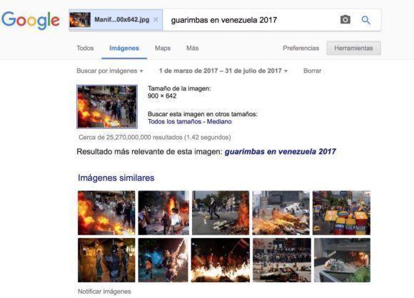 guarimbas-venezuela