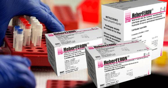 Heberferon, alternativa cubana contra el cáncer de piel. Foto: Ads305.