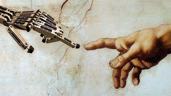 Inteligencia natural y artificial. Imagen ilustrativa: Getty.