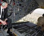 El secretario de Defensa, James Mattis. Foto: Reuters.