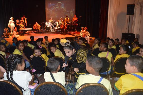 La Colmenita en Panamá. Foto: Osvaldo Rodríguez.