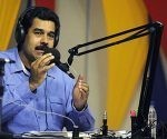 Nicolás Maduro. Foto: Correo del Orinoco.