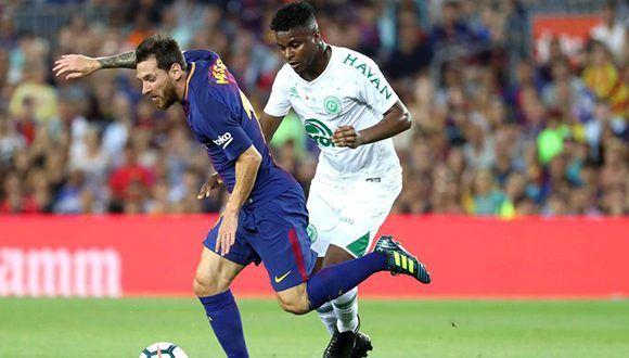 Messi, máximo goleador de la historia de los Gamper