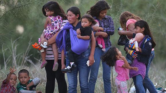 El rostro de la migración. Foto: La Voz Arizona.