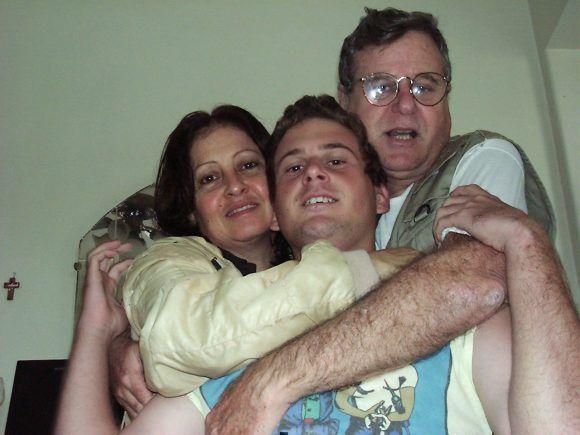 Miguel, Miguelito y Susana.