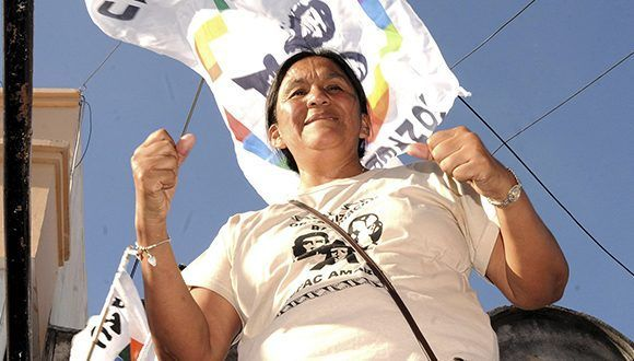 Excarcelan a la argentina Milagro Sala bajo estricto control domiciliario