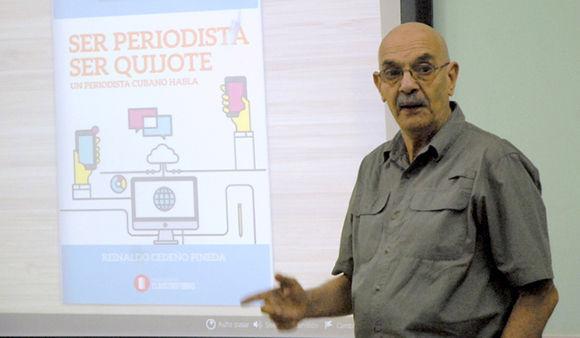 Antonio Demetrio Moltó Martorell., un periodista, un quijote. Foto: Cubaperiodistas.