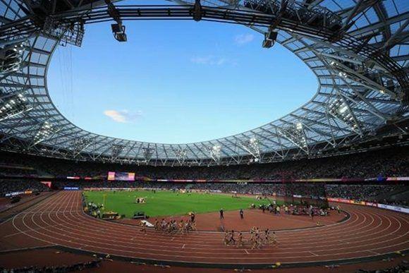 Sede del Mundial de Atletismo.