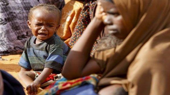 Los pueblos de Turkana, Pokot Oriental, Mandera, Samburu y Pokot Occidental sufren niveles alarmantes de malnutrición. | Foto: EFE